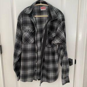 Soft Wrangler Button Down Flannel